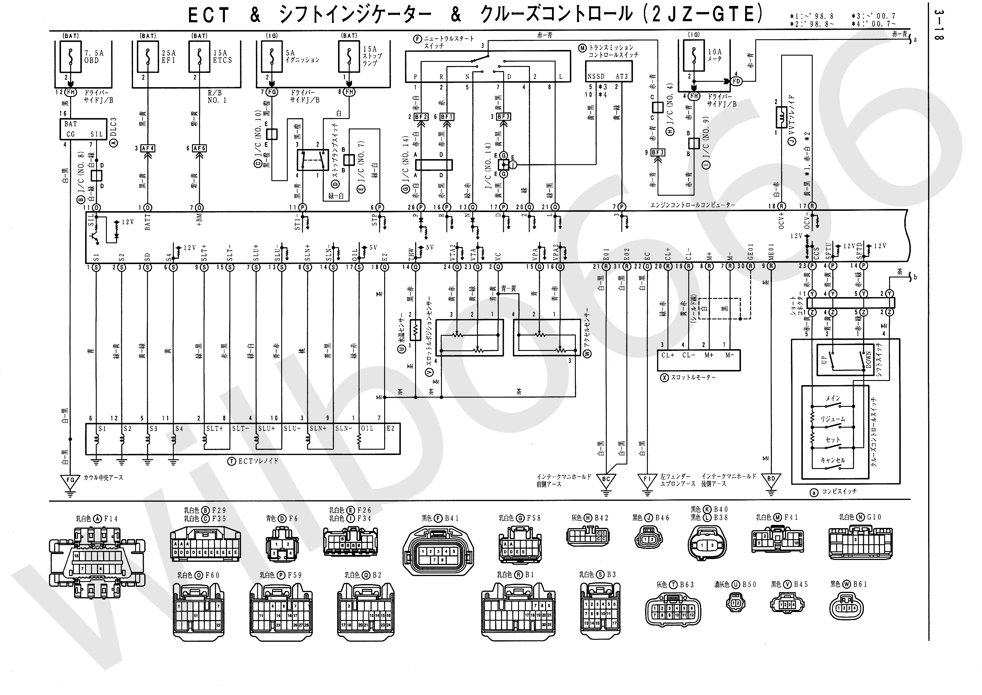 Index8 additionally 1jz Gte Engine Wiring Diagram Various Jza70 And Diagrams Perfecttuning Lovely Ecu On 1jz likewise  as well 1jz Engine Room Diagram moreover S14 Wiring Diagram. on 2jz ecu wiring diagram